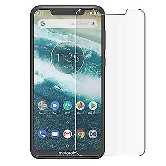 Motorola One Härdat Glas Skärmskydd Retail