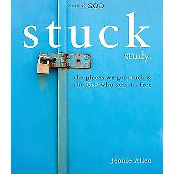 Guía de estudio por Jennie Allen - 9781418548742 libro de pegado
