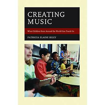 Skapa musik - vad barn från hela världen kan lära oss av P