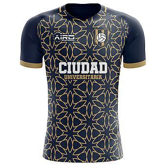 2020-2021 Pumas Away Concept Fotbal Shirt