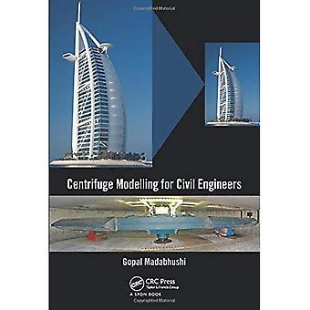 Centrífuga de modelagem para engenheiros civis