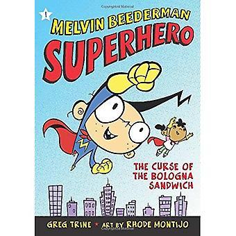 De vloek van de Bologna Sandwich (Melvin Beederman superheld)
