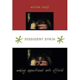 Dissident Syrien: Oppositionelle Kunst machen offizielle