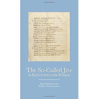 De zogenaamde Jood in Paul's brief aan de Romeinen