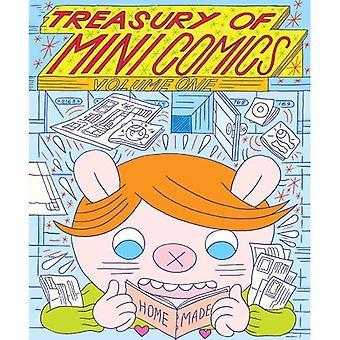 Schatkamer van Mini Comics Volume One: 1