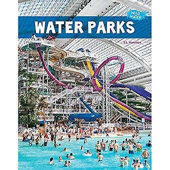 Parcs aquatiques (eau sauvage)