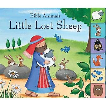Little Lost Sheep (Bible Animals)