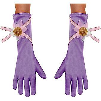 Rapunzel Toddler Gloves
