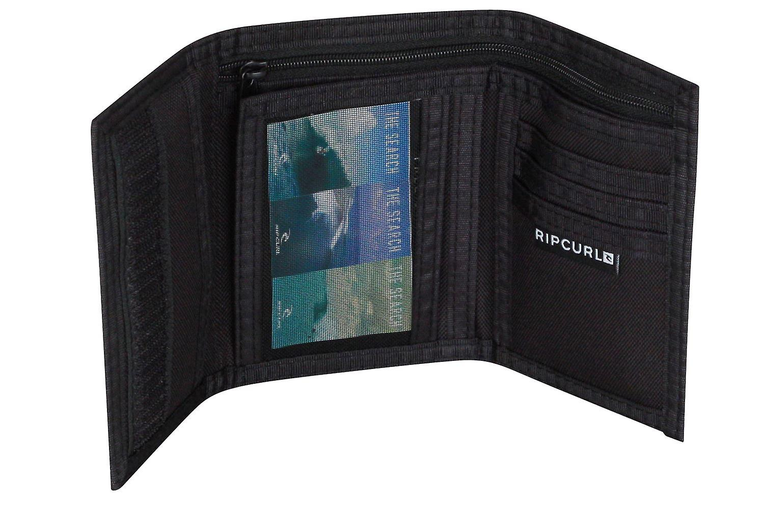 Rip Curl TriFold Wallet ~ Surf black