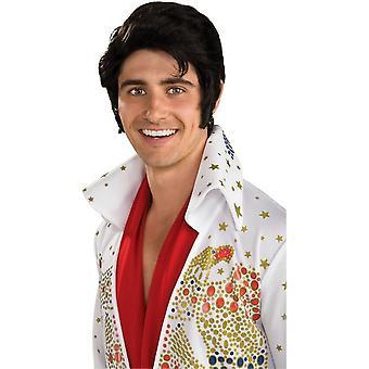 Wig For Elvis Costume