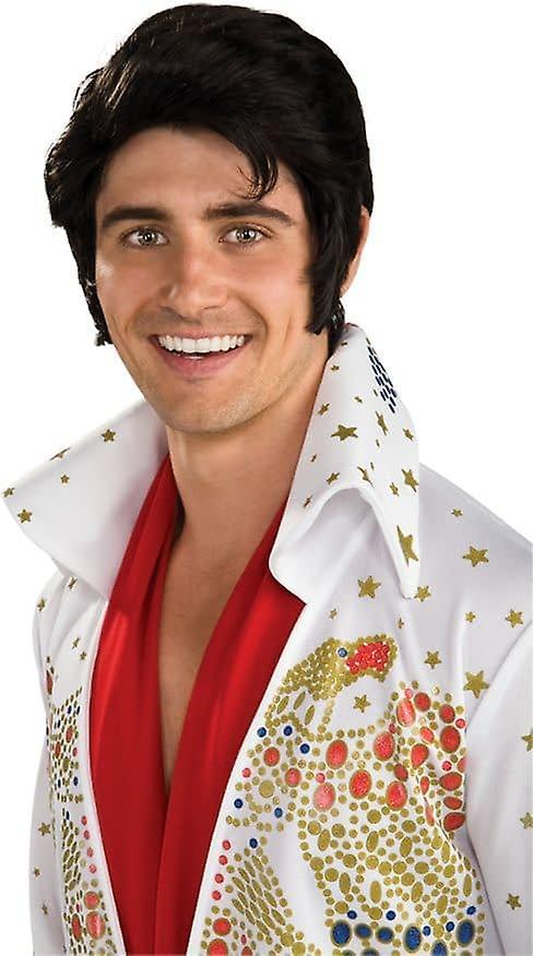 Parykk For Elvis drakt