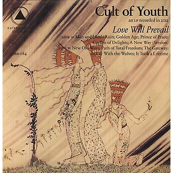 Cult of Youth - Love Will Previel [Vinyl] USA import