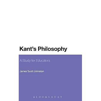 Kants philosophie par Johnston & James Scott