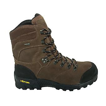 AIGLE Altavio High ankle Gore Tex Waterproof Hiking Boots - hard wearing sole