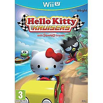 Hello Kitty Kruisers (Nintendo Wii U) - New