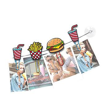 Clipit Fast Food Picture Hangers