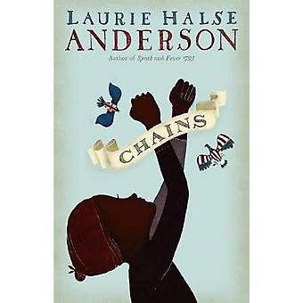 Chains by Laurie Halse Anderson - 9781432850364 Book