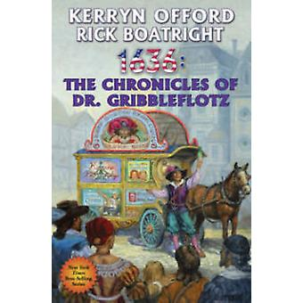 1636 - The Chronicles of Dr. Gribbleflotz by Kerryn Offord - Rick Boat
