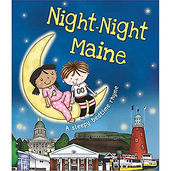 Night-Night Maine by Katherine Sully - 9781492654957 Book