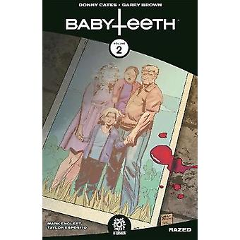 Babyteeth Volume 2 by Donny Cates - 9781935002703 Book