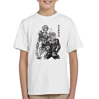 Gold Experience Jojos Bizarre Adventure Kid's T-Shirt