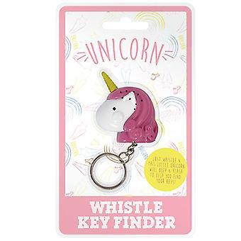 Unicorn Whistle Key Finder Novelty Kids Accessory