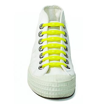 Shoeps In Your Shoes Elastic Laces Yellow