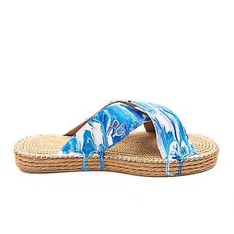 Marmara hand painted sandals