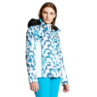Dare 2b Womens Copious wasserdicht atmungsaktive Ski Mantel Jacke