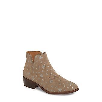 Steve Madden kvinner Delila Leather Almond toe ankel mote støvler