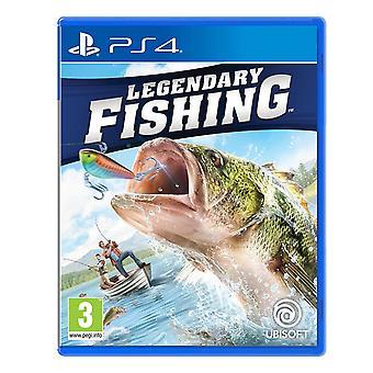 Legendarische visserijspel voor PS4