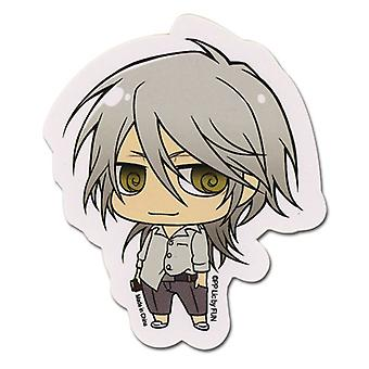Sticker - Psycho-Pass - New SD Makishima Anime Gifts Toys Licensed ge55322