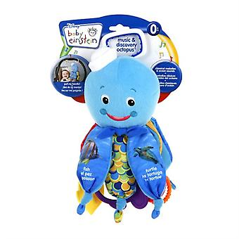 Baby Einstein octopus Activities