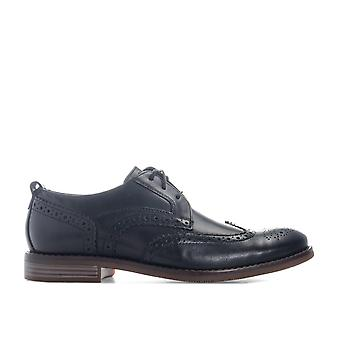 Rockport Mens Wynstin Wingtip Leather Shoe