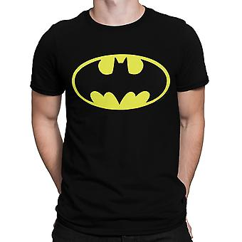 באטמן קלאסי סמל חולצת טריקו