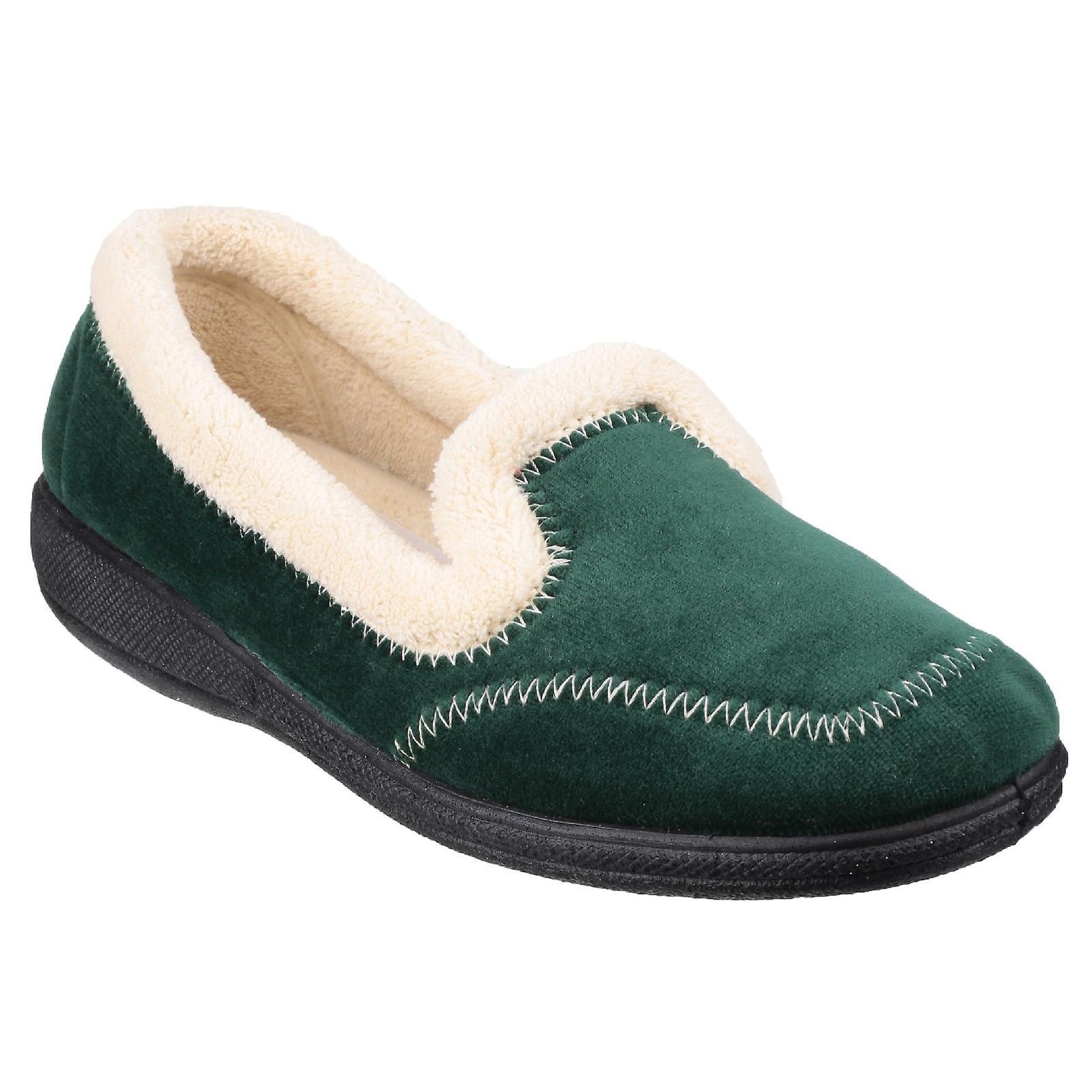 Fleet & Foster Womens/Ladies Maier Classic Slippers