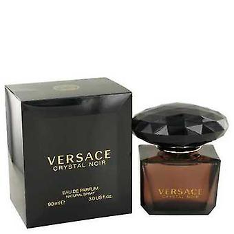 Crystal Noir von Versace Eau De Parfum Spray 3 Oz (Frauen) V728-420446