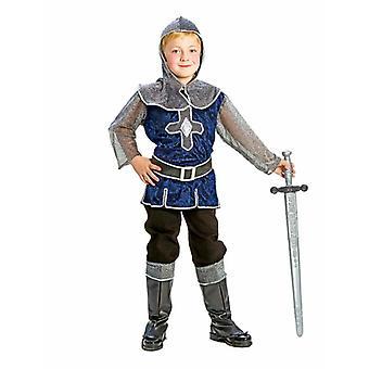 Prince Lance Kinder Kostüm Ritter Prinz Lanzelot Kinderkostüm Jungen Verkleidung Karneval