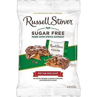Russell Stover Chocolate Sugar Free Pecan Delights
