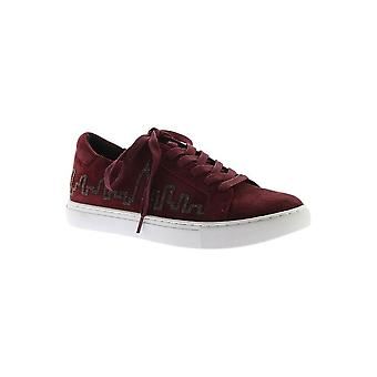 Kenneth Cole New York Womens Kam Sky Low Top Lace Up Fashion Sneakers
