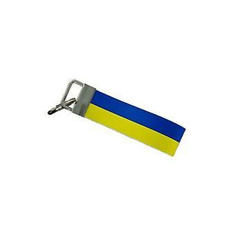 Door Cles Keys Car Motorcycle Band Fabric Flag House Tuning Ukraine