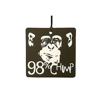 98 per cento Chimp Car Air Freshener