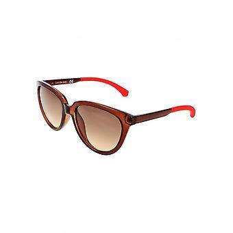 Calvin Klein - Accessoires - Sonnenbrillen - CKJ802S_31770 - Damen - saddlebrown