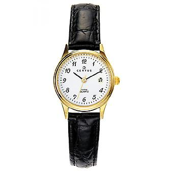 Certus 645459 watch - Watch leather woman