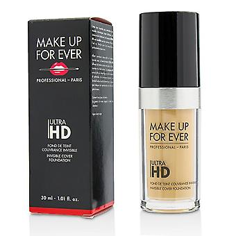 Make Up For Ever Ultra Hd Invisible Cover Foundation - # Y255 (sand Beige) - 30ml/1.01oz