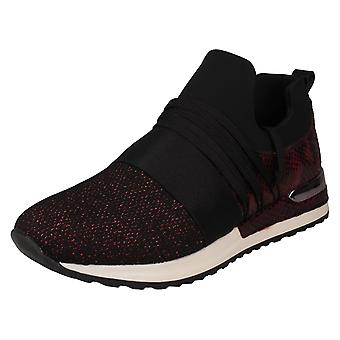 Dames remonte casual trainers R2502