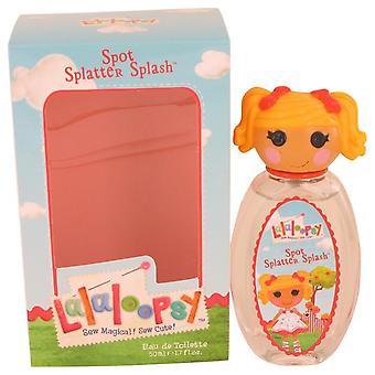 Lalaloopsy Eau De Toilette Spray (Spot Splatter Splash) de Marmol et Son 536488 50 ml