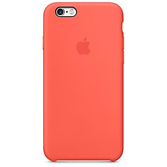 Original packaging Apple silicone cover case for iPhone 6 6s in orange