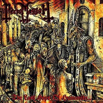 Necromessiah - Last Hope of Humanity [CD] USA import