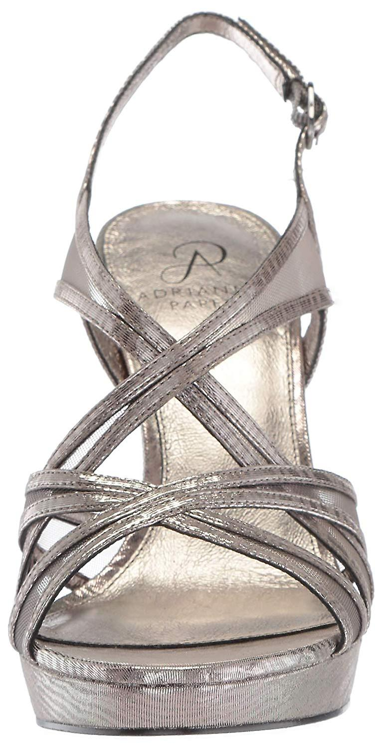 Adrianna Papell Womens Adri Leather Open Toe Formal Strappy Sandals WGNkH